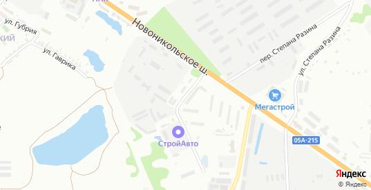 Новый проезд в селе Борисовка в Уссурийске с номерами домов на карте. Спутник и схема онлайн
