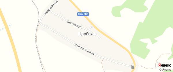 Местечко 11 км юго-западнее ориентира д. Царевка на карте деревни Царевки Приморского края с номерами домов