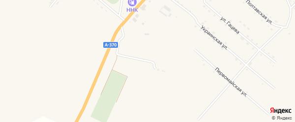 Российская улица на карте села Черниговки Приморского края с номерами домов