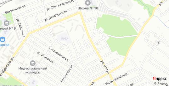 Сиреневый переулок в Арсеньеве с номерами домов на карте. Спутник и схема онлайн