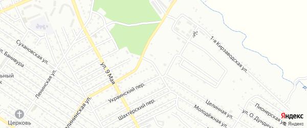 Нагорная улица на карте Арсеньева с номерами домов