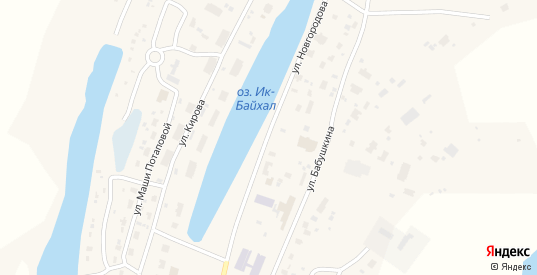 Улица Новгородова в Верхоянске с номерами домов на карте. Спутник и схема онлайн