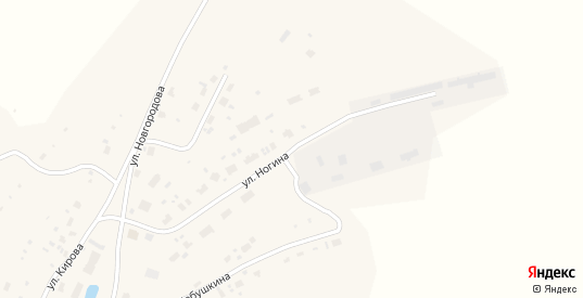 Улица Ногина в Верхоянске с номерами домов на карте. Спутник и схема онлайн