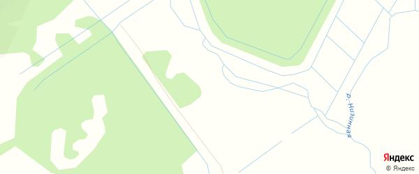 Карта садового некоммерческого товарищества Гудка в Хабаровском крае с улицами и номерами домов