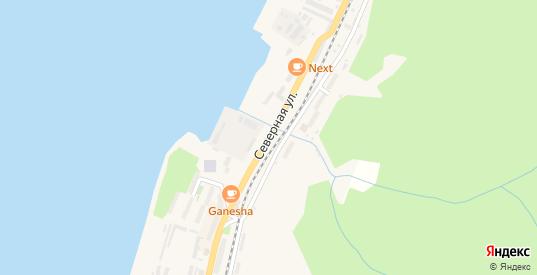 Северная улица в Невельске с номерами домов на карте. Спутник и схема онлайн