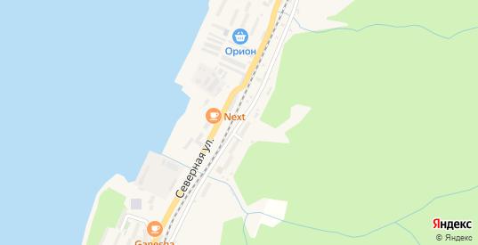 Железнодорожная улица в Невельске с номерами домов на карте. Спутник и схема онлайн