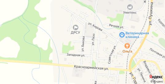 Строительная улица в Долинске с номерами домов на карте. Спутник и схема онлайн