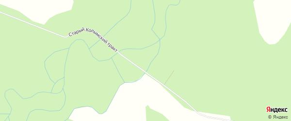 Карта села Куранаха-Сала в Якутии с улицами и номерами домов