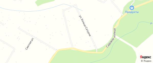 Улица Венеры на карте садового некоммерческого товарищества Меридиана Камчатского края с номерами домов