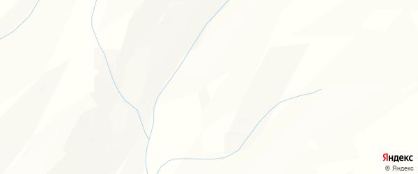 СНТ Путина на карте Елизовского района Камчатского края с номерами домов