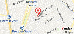 Hotel Ibis Paris Bastille Opera Eme Hotel France Paris E - Map of paris bastille
