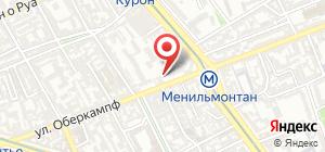 Beba - инжиниринг, 147 Rue Oberkampf, PARIS, France — Яндекс.Карты
