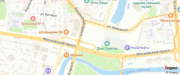 15-й ряд на карте территории ГК