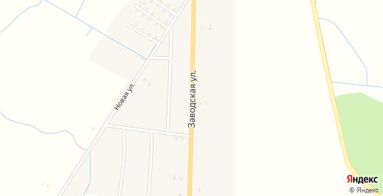 Заводская улица в Немане с номерами домов на карте. Спутник и схема онлайн