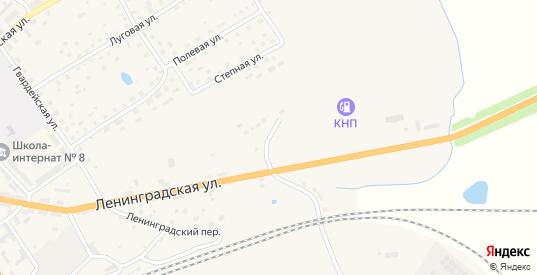 Солнечная улица в Нестерове с номерами домов на карте. Спутник и схема онлайн
