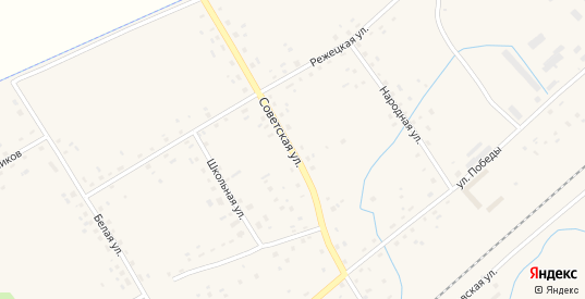 Советская улица в Пыталово с номерами домов на карте. Спутник и схема онлайн