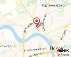 Представительство «ЖелДорЭкспедиция» Псков