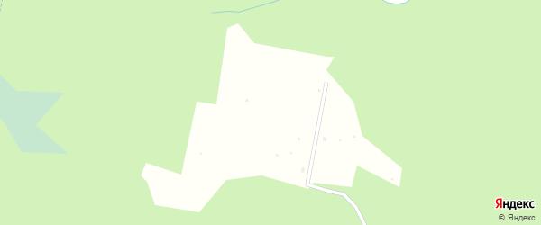 Сад СНТ Лесные поляны на карте Пскова с номерами домов