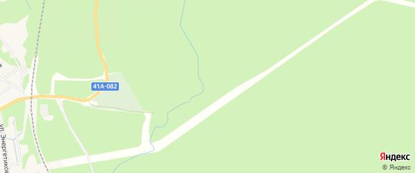 Карта поселка СТ Урожайное города Приморска в Ленинградской области с улицами и номерами домов