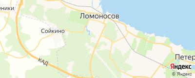 Давыдов Борис Валентинович, адрес работы: г Санкт-Петербург, г Ломоносов, пр-кт Ораниенбаумский, д 39 литер б