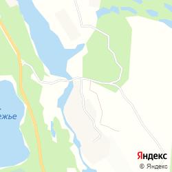 Участки для дач на Майоровом острове в посёлке Мельниково на карте