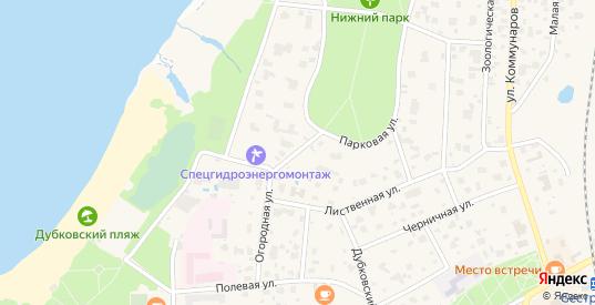 Кустарный переулок в Сестрорецке с номерами домов на карте. Спутник и схема онлайн