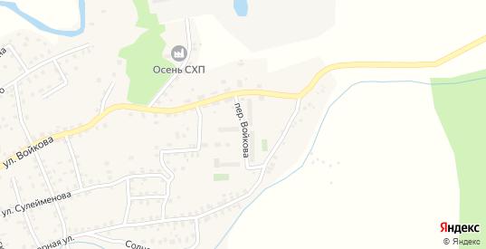 Переулок Войкова в Невеле с номерами домов на карте. Спутник и схема онлайн