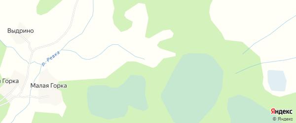 Карта деревни Фафоново в Псковской области с улицами и номерами домов
