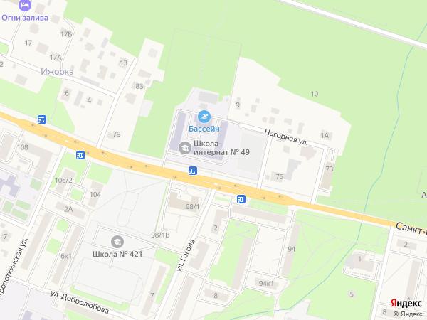 Школы Приморского района СанктПетербурга гимназии