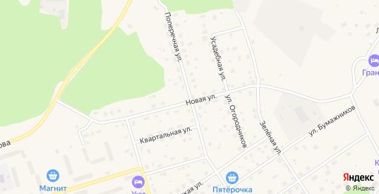 Поперечная улица в Приозерске с номерами домов на карте. Спутник и схема онлайн
