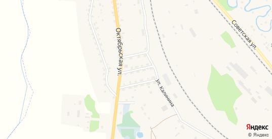 Пролетарская улица в Новосокольниках с номерами домов на карте. Спутник и схема онлайн