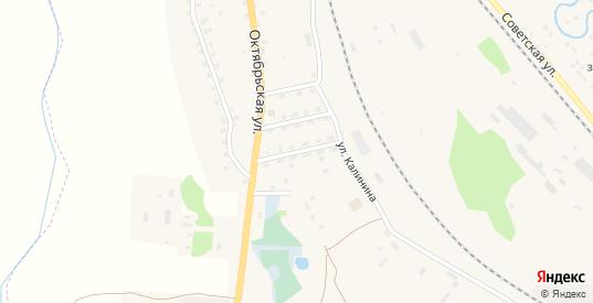 Комсомольская улица в Новосокольниках с номерами домов на карте. Спутник и схема онлайн