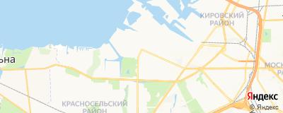 Фукс Анна Дмитриевна, адрес работы: г Санкт-Петербург, ул Маршала Захарова, д 20