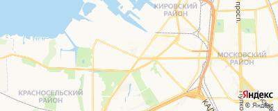 Клюева Евгения Сергеевна, адрес работы: г Санкт-Петербург, пр-кт Ленинский, д 100 к 3