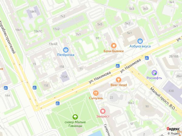 Отделение банка Банк СанктПетербург  ДО Гаванский