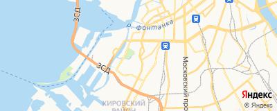 Кубин Никита Дмитриевич, адрес работы: г Санкт-Петербург, пл Стачек, д 5