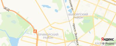 Егорова Елена Александровна, адрес работы: г Санкт-Петербург, ул Репищева, д 13