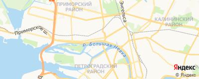 Тверезовский Сергей Александрович, адрес работы: г Санкт-Петербург, ул Савушкина, д 14Б