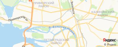 Дайнеко Евгения Алексеевна, адрес работы: г Санкт-Петербург, ул Савушкина, д 14