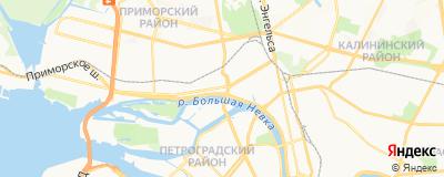 Мельцова Анна Жеромовна, адрес работы: г Санкт-Петербург, ул Савушкина, д 8 к 2