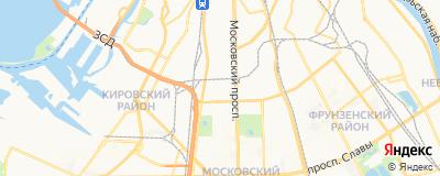 Бабаева Нигяр Совгатовна, адрес работы: г Санкт-Петербург, ул Варшавская, д 5 к 3