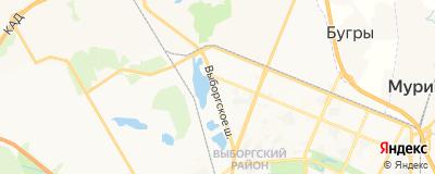Бурьянова Наталья Павловна, адрес работы: г Санкт-Петербург, ш Выборгское, д 17