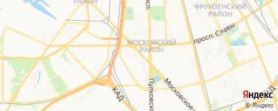 Котлова Ксения Юрьевна, адрес работы: г Санкт-Петербург, ул Краснопутиловская, д 125
