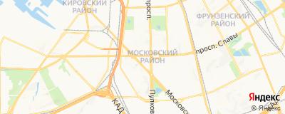 Болуева Оксана Юрьевна, адрес работы: г Санкт-Петербург, ул Варшавская, д 61 к 1