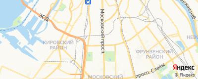 Цуркан Владислав Геннадьевич, адрес работы: г Санкт-Петербург, ул Варшавская, д 6 к 1