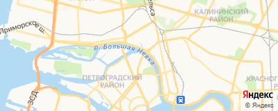 Царенко Оксана Юрьевна, адрес работы: г Санкт-Петербург, ул Академика Павлова, д 5 литер е