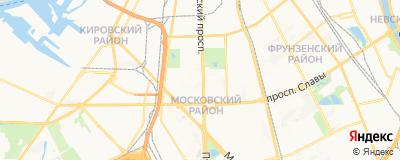 Белозеров Тимофей Михайлович, адрес работы: г Санкт-Петербург, ул Победы, д 13