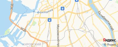 Лакомская Юлия Владимировна, адрес работы: г Санкт-Петербург, ул Киевская, д 3