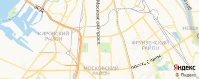 Карпова Екатерина Евгеньевна, адрес работы: г Санкт-Петербург, пр-кт Московский, д 184