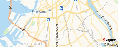 Дикало Юлия Александровна, адрес работы: г Санкт-Петербург, ул Киевская, д 5 к 4